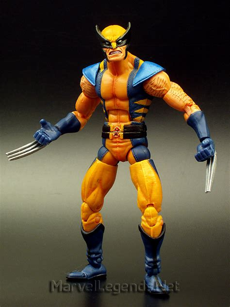 3 In One Legend Collections marvel legends apocalypse series astonishing wolverine