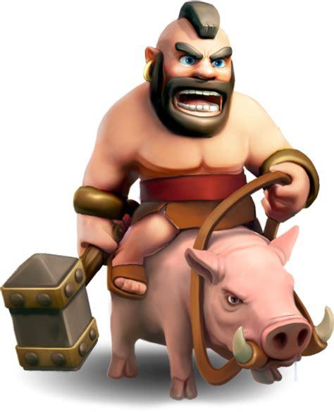 coc hog rider our faithful members teachers be clashin