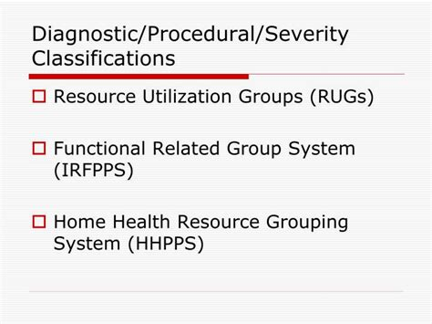 Resource Utilization Groups Rugs by Ppt Mix Management Powerpoint Presentation Id 6805093