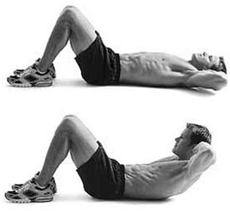 abs workout  basic crunches  munfitnessblogcom