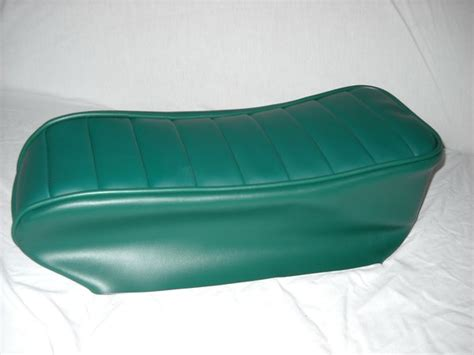 bike seat upholstery mini bike seat upholstery tuck n roll dark green