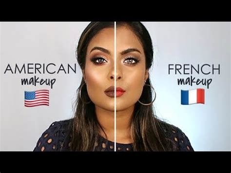 makeup tutorial in french french makeup vs american makeup youtube