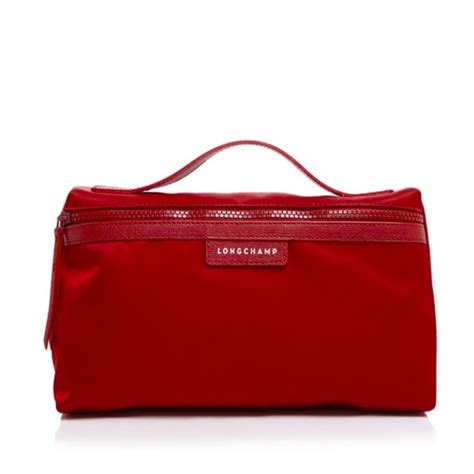 Longch Le Pliage Neo Cosmetic Small 67 longch handbags longch le pliage neo medium cosmetic bag from threeferns s