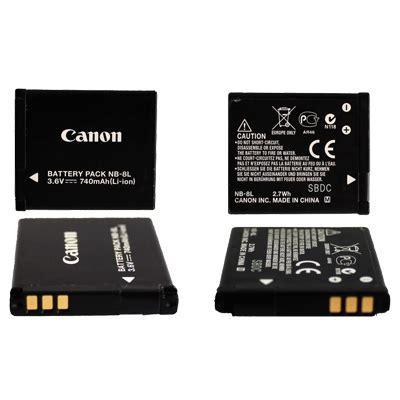 Canon Battery Nb 8l 740mah li ion battery canon nb 8l ec mall อ ซ มอลล quot ร าน