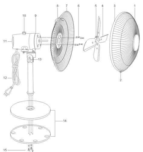 pedestal fan parts name fan buying guide simple ways to stay cool 171 appliances