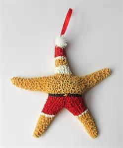 beach decor starfish christmas ornament beach themed holiday
