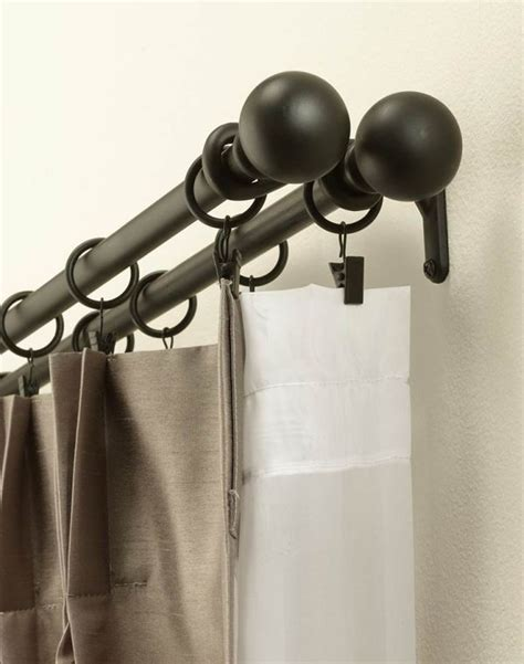 do it yourself curtain rods curtain rods why not do it yourself home improvement