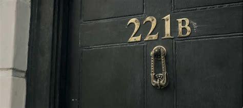 Sherlock Door Number by Doors 221b Baker The Door To The