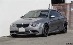 Bmw M3 E92 Space Grey Metallic Bmw E92 M3 Gets Supercharged And Tuned