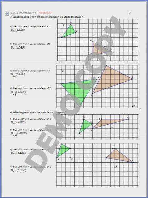 G Co 12 Worksheet 1 Patterson Answers