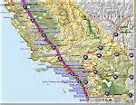interstate 5 california map information about i5highway i 5 interstate 5 road