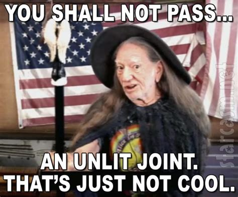 gandalf actor you shall not pass video willie nelson auditions for the hobbit s gandalf the
