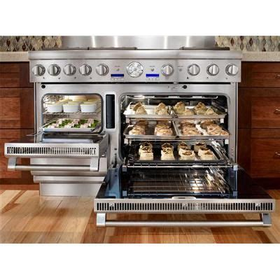 gas wall oven with warming drawer my dream oven steam convection and gas cooking plus a
