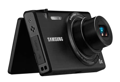 samsung kamera mv800 mit extravagantem klapptouchscreen