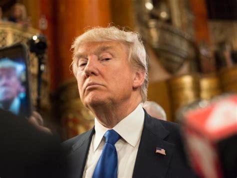 trump s trump s no good very bad week in numbers benzinga