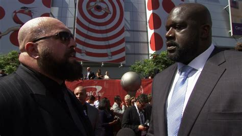 show challenges big show challenges shaq to a match at wrestlemania