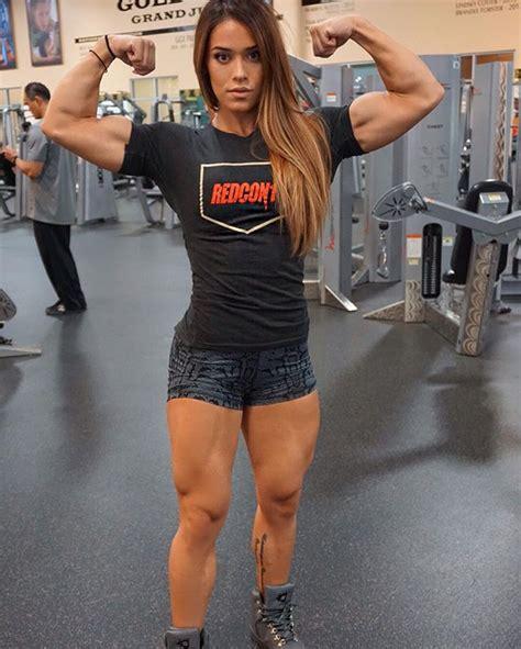 #strongandsexy Featuring Cassandra Martin [Motivational Gallery]   SimplyShredded.com