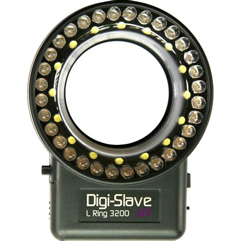 Ring Led L by Digi L Ring 3200 Led Ring Light Uv Lru3200p B H Photo