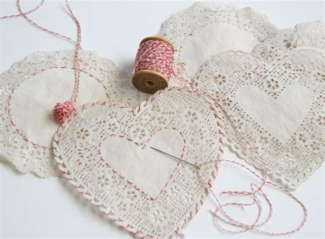 What To Make With Paper Doilies - 17 best images about embroidery lace paper doilies on