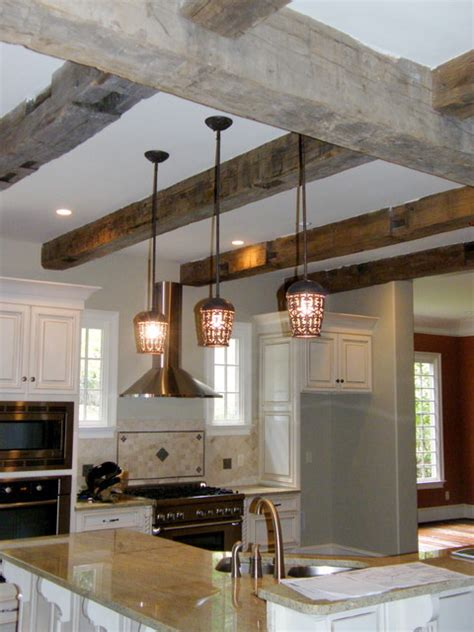 a frame kitchen ideas timber frame kitchen design with reclaimed beams