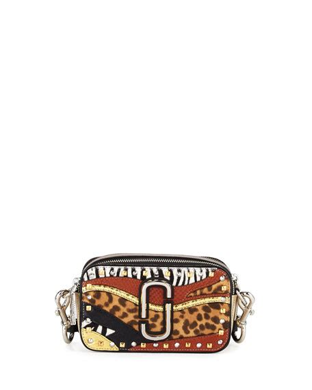 Marc Snapshot Glitter Crossbody Bags 4799 marc by marc to handle hoctor crossbody bag
