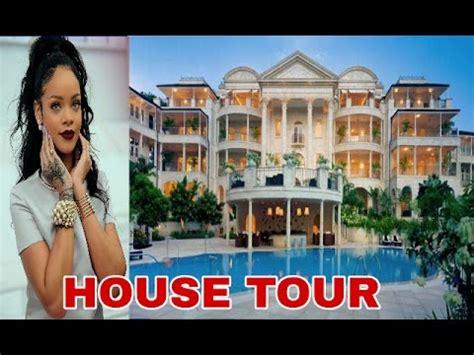 rihanna house music rihanna s new 22 million barbados house tour inside and outside 2017 youtube