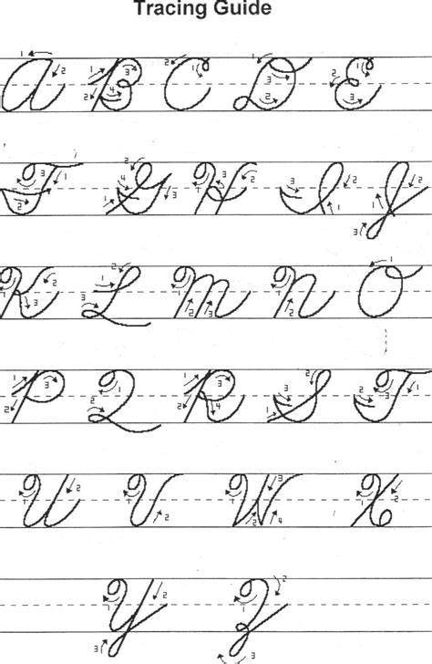 printable cursive letters uppercase and lowercase cursive resources welcome to mrs moore 39 s 3rd grade class