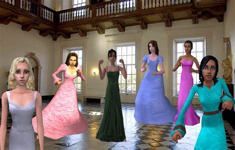 The Great Hall Harry Potter mod the sims updated 7 feb 2005 harry potter yule ball