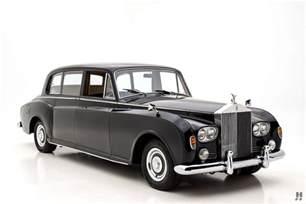 Rolls Royce Buy 1960 Rolls Royce Phantom V By Park Ward Limousine Hyman