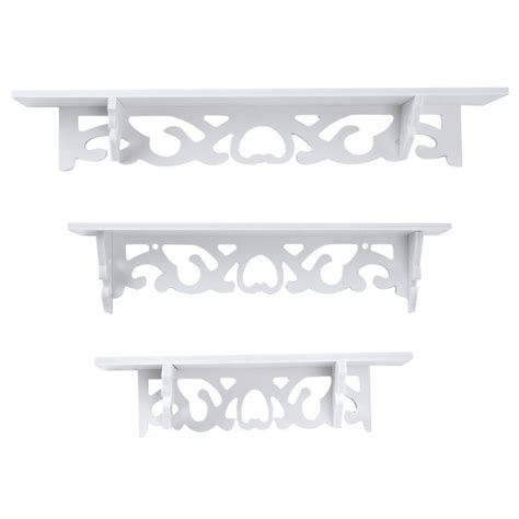 popular decorative white shelf buy cheap decorative white