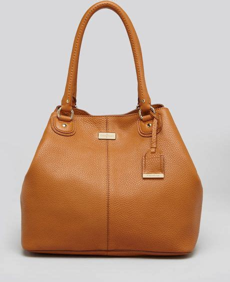 Cole Haan Medium Convertible Tote by Cole Haan Tote Convertible In Beige Camello Lyst
