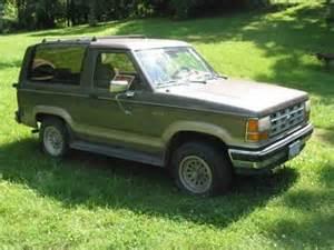 2 900 1990 ford bronco ii eddie bauer edition for sale in warrenton