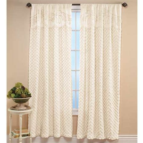 chenille curtain panels the martha chenille curtain panel zoom beautiful home