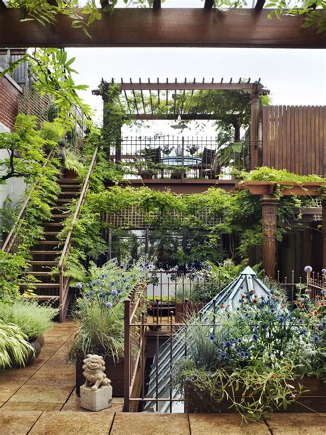 amazing backyard gardens source streeteasy