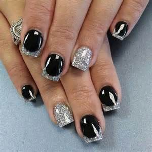 Black nail designs for prom nail designs tips