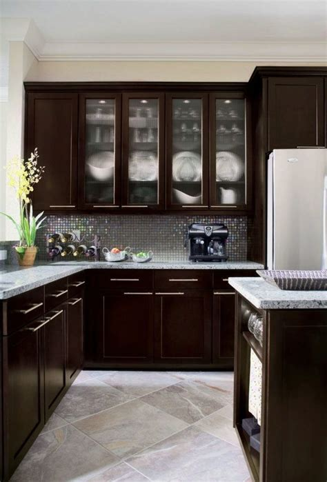 best 25 espresso cabinets ideas on pinterest espresso cabinet espresso kitchen cabinets and kitchen cabinet espresso color