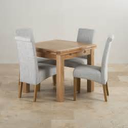 Solid Oak Kitchen Table Set Dining Tables Solid Oak Dining Table Oak Pedestal Table And Chairs Oak Kitchen