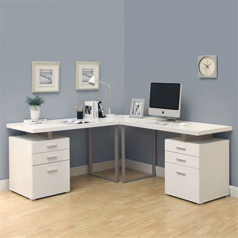 Monarch Specialties Hollow Core L Shaped Desk Lowe S Canada Monarch L Shaped Desk