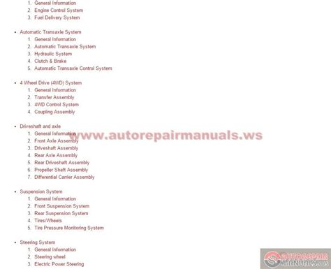 small engine repair manuals free download 1998 hyundai sonata parking system hyundai santa fe dm 2013 2014 service manual online auto repair manual forum heavy equipment