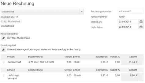 Rechnung An Schweiz Stellen Lexoffice Rechnungsprogramm F 252 R Kleinunternehmer Und Freelancer Digitalweek De