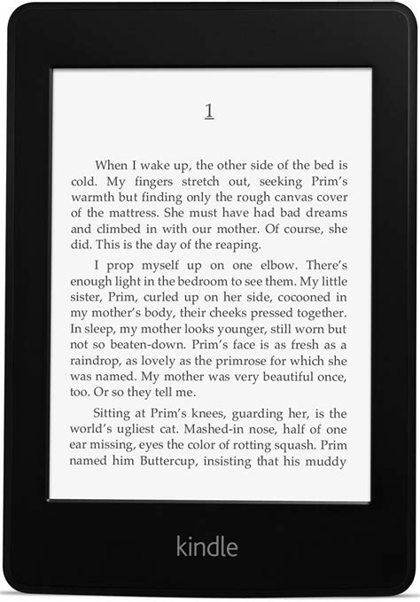 win a kindle paperwhite or win a kindle paperwhite