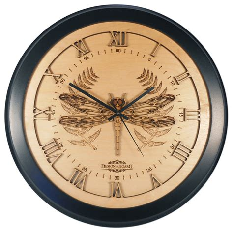 traditional wall clock dragonfly wall clock traditional wall clocks by