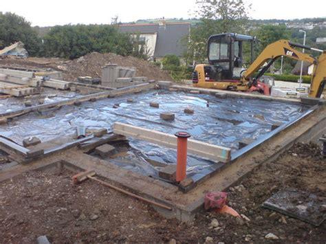 Damp Concrete Floor Under Laminate Damp Proof Membrane Concrete