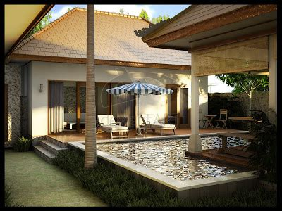 layout villa minimalis bali agung property download kumpulan desain tropical villa