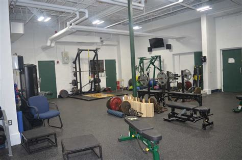 high school weight room mansfield high school weight room