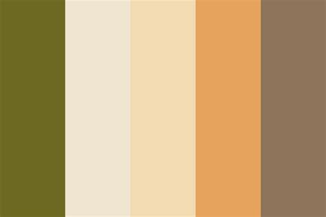 color of when when in rome color palette