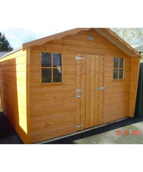 ft  ft cabin shed garden sheds  sale
