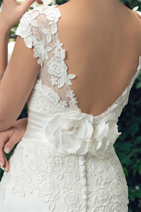 fiore abiti da sposa abito da sposa sirena zip fiore fiore pizzo okmi it