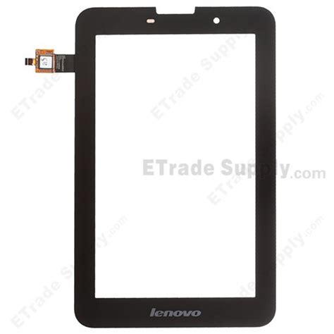 Touchscreen Lenovo A3000a5000 lenovo idea tab a3000 digitizer touch screen black with logo etrade supply
