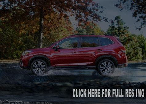 Subaru Forester Xt 2020 by 2020 Subaru Forester Xt Suv Changes 2019 Auto Suv